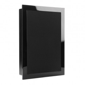 MONITOR AUDIO SF1 SOUNDFRAME ON WALL BLACK