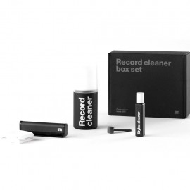 AM CLEAN SOUND RECORD CLEANER BOX SET