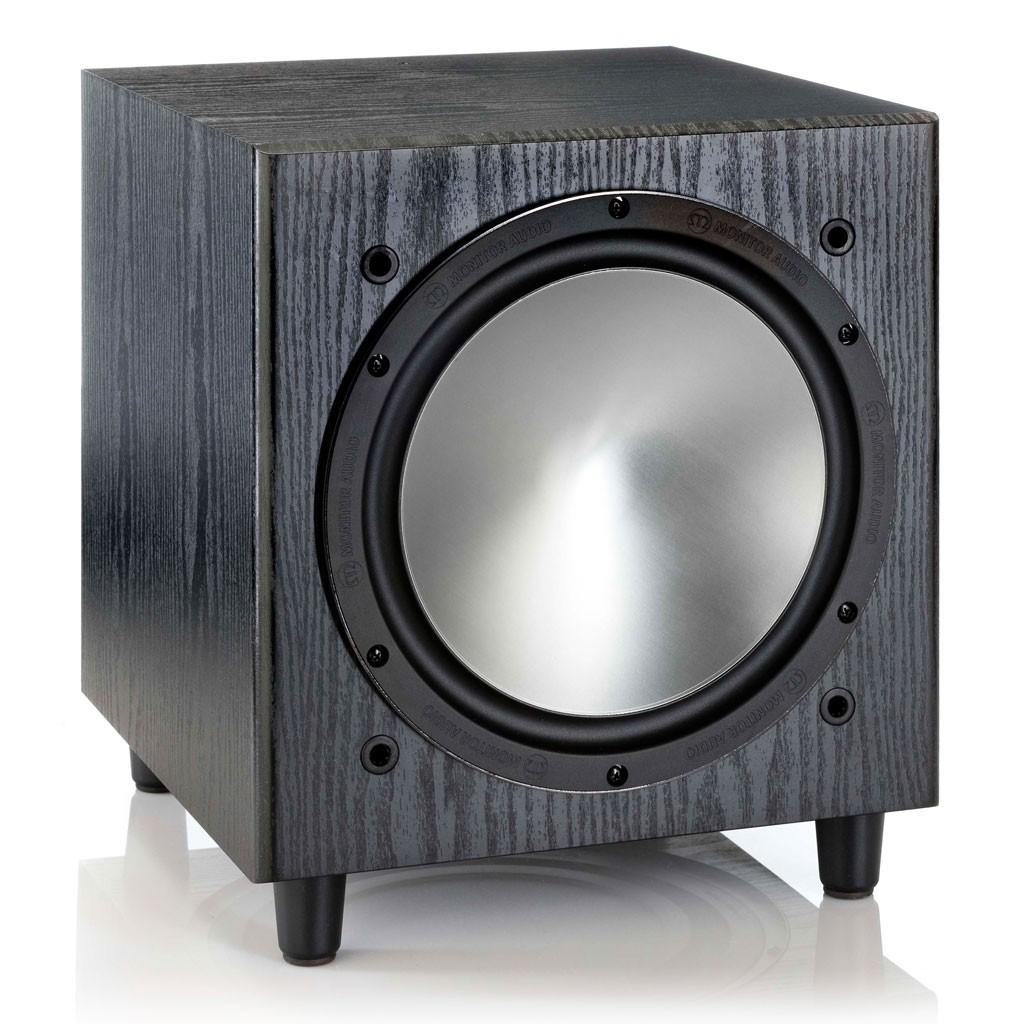 Subwoofer attivo monitor audio bronze w10 black oak cassa nuovo garanzia italia ebay - Subwoofer attivo casa ...