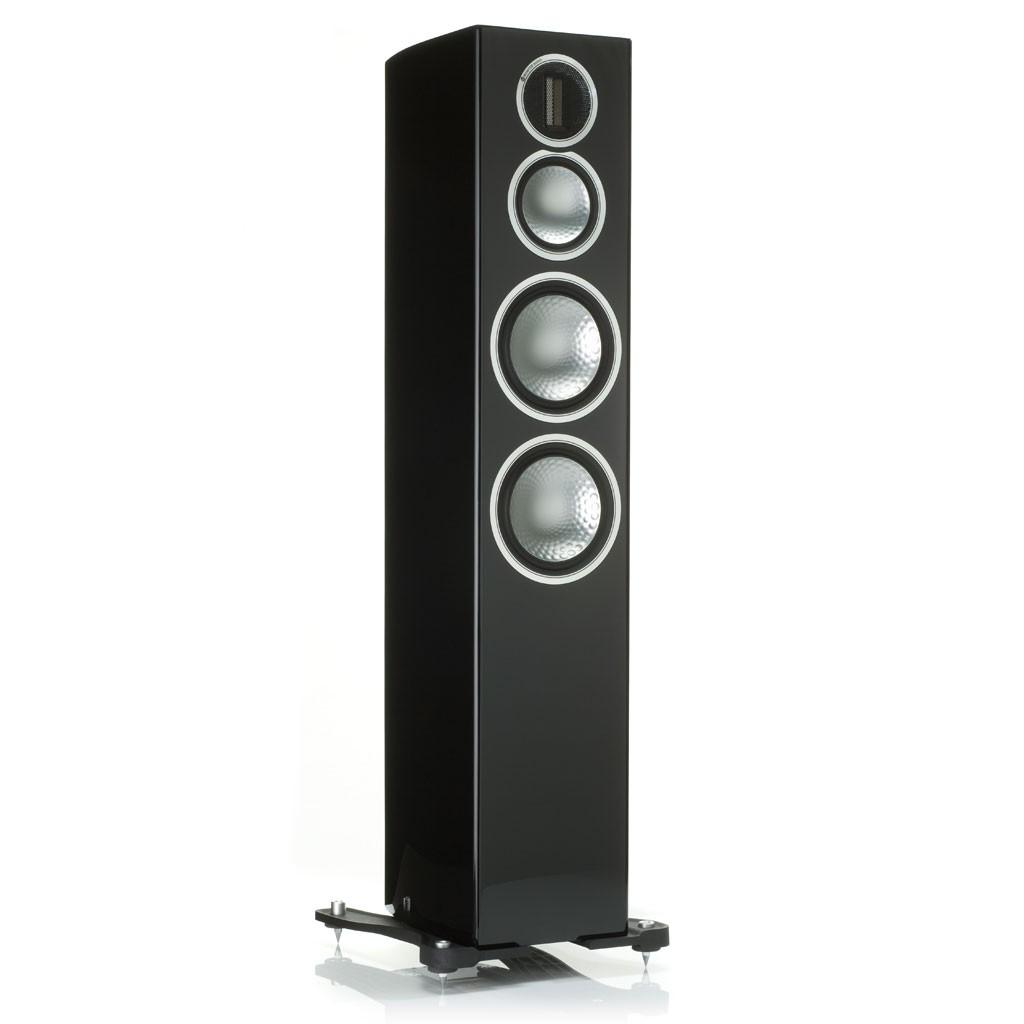 Pair Floorstanding Speakers Monitor Audio Gold 300 Plan